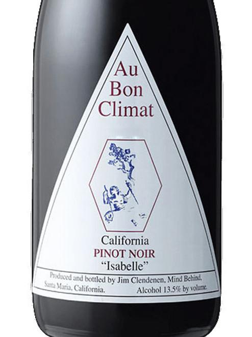 Au Bon Climat Pinot Noir California Isabelle 2018