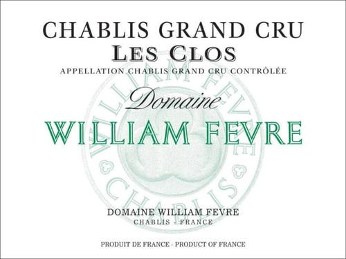 Fèvre Chablis Grand Cru Les Clos 2019
