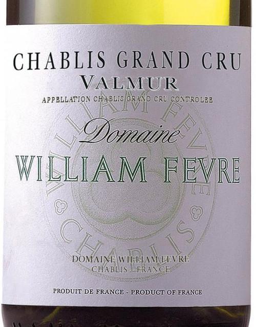 Fèvre Chablis Grand Cru Valmur 2019
