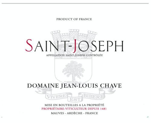 Chave/Jean-Louis St.-Joseph 2018