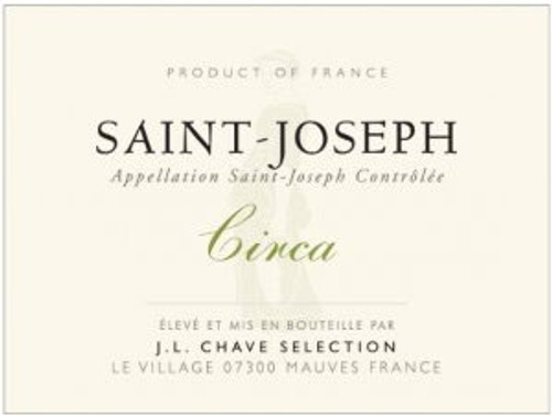 Chave/J.L. Selection St.-Joseph Blanc Circa 2019