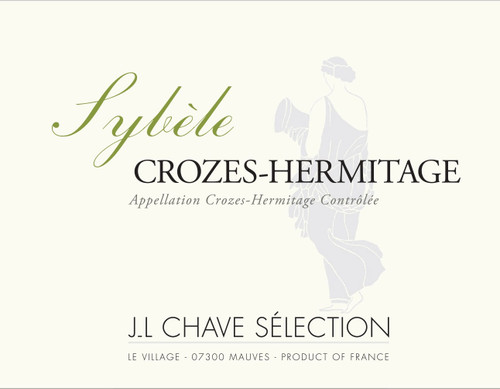 Chave/J.L. Selection Crozes-Hermitage Blanc Sybèle 2019