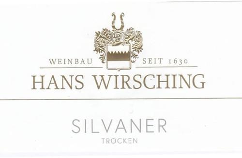 Wirsching Silvaner Franken Trocken 2019