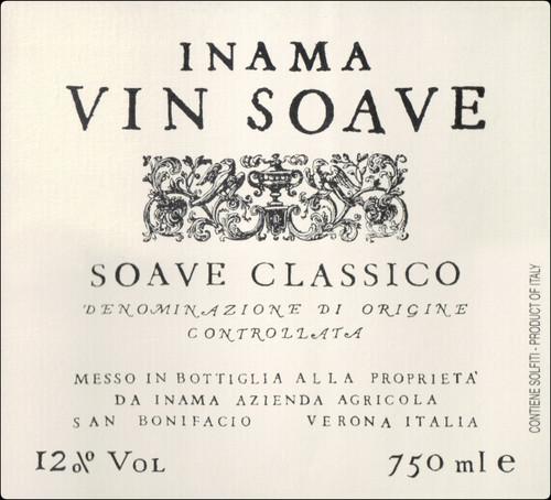 Inama Soave Classico Vin Soave 2020