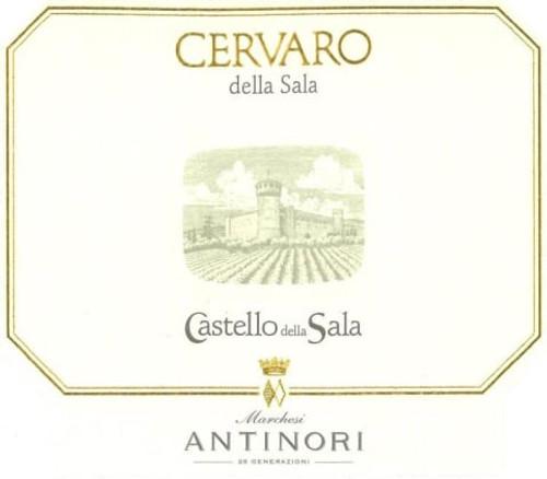 Antinori Castello della Sala Cervaro della Sala Umbria 2019