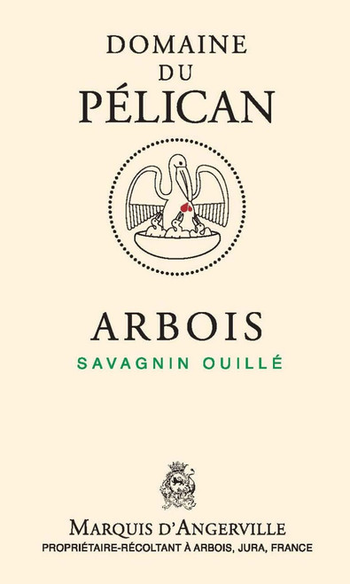 Domaine du Pélican Savagnin Arbois Ouillé 2019