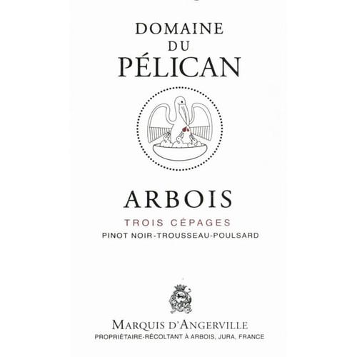 Domaine du Pélican Arbois Rouge Trois Cépages 2019