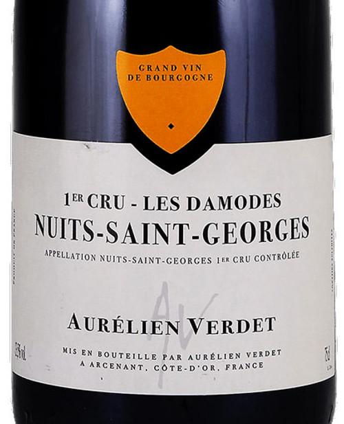 Verdet/Aurélien Nuits-St-Georges 1er cru Aux Damodes 2019