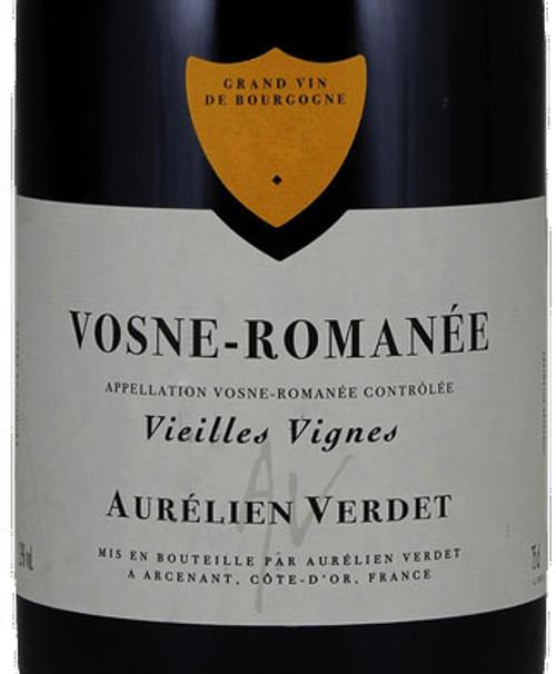 Verdet/Aurélien Vosne-Romanée Vieilles Vignes 2019