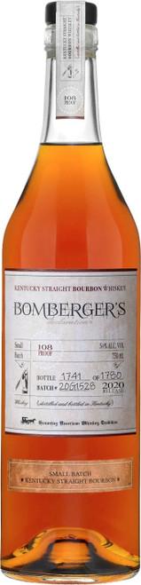 Bomberger's Declaration Small Batch Kentucky Bourbon 2021 Release