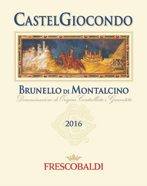 Frescobaldi Brunello di Montalcino Castelgiocondo 2016