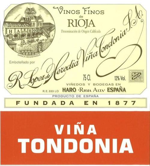 López de Heredia Viña Tondonia Rosado Gran Reserva 2011