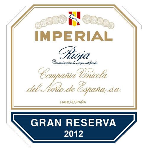 Cune Rioja Imperial Gran Reserva 2012