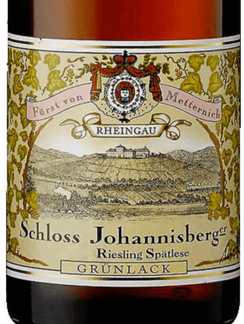 Schloss Johannisberg Riesling Spätlese Grünlack 2020