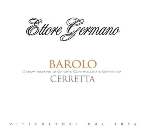 Germano/Ettore Barolo Cerretta 2017