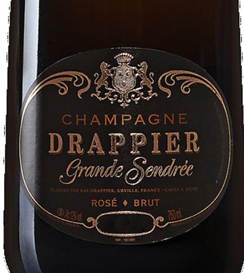 Drappier Brut Rosé Champagne Grande Sendrée 2005