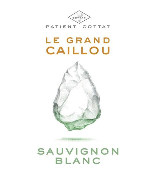 Cottat/Patient Vin de France Sauvignon Blanc Le Grand Caillou 2020