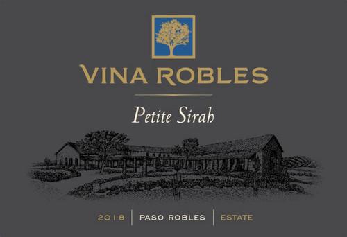 Vina Robles Petite Sirah Paso Robles 2018