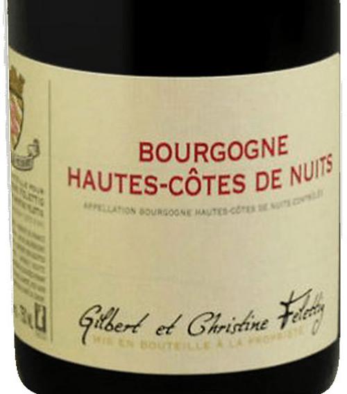 Felettig Bourgogne Hautes-Côtes de Nuits 2019
