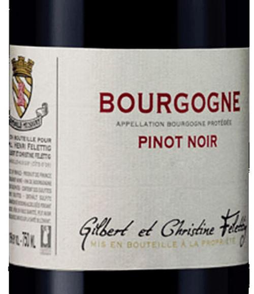 Felettig Bourgogne Pinot Noir 2019