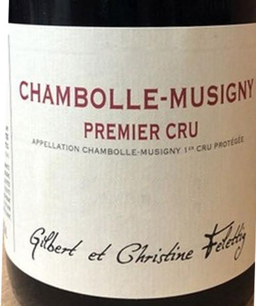 Felettig Chambolle-Musigny 1er cru 2019