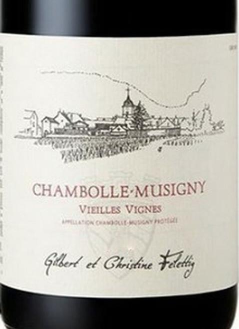 Felettig Chambolle-Musigny Vieilles Vignes 2019 1.5L