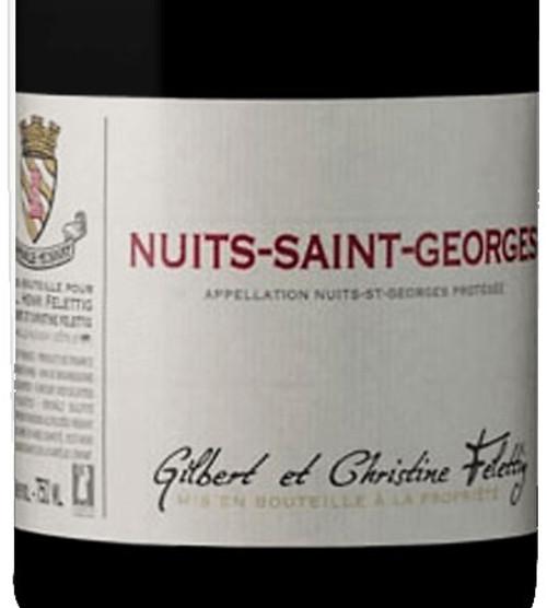Felettig Nuits-St-Georges 2019