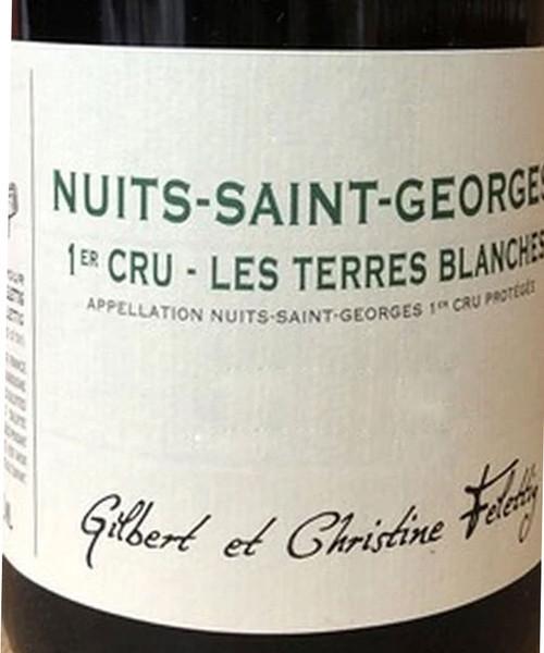 Felettig Nuits-St-Georges 1er cru Blanc Blanches les Terres 2019