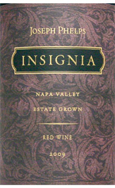 Joseph Phelps Insignia Napa Valley 2009 1.5L