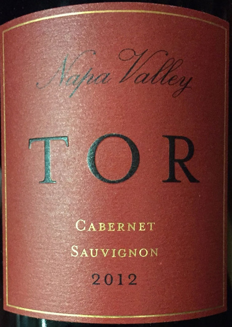 Tor Kenward Cabernet Sauvignon Napa Valley 2012 375ml