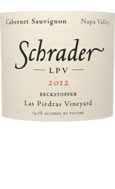 Schrader Cabernet Sauvignon Napa Valley Las Piedras Vineyard 2012