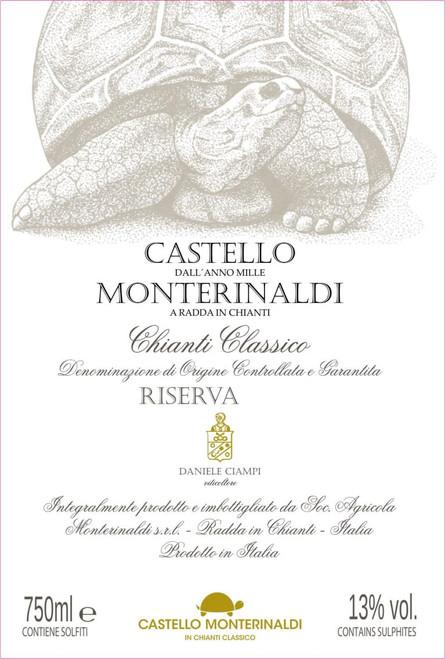 Castello Monterinaldi Chianti Classico Riserva 2016