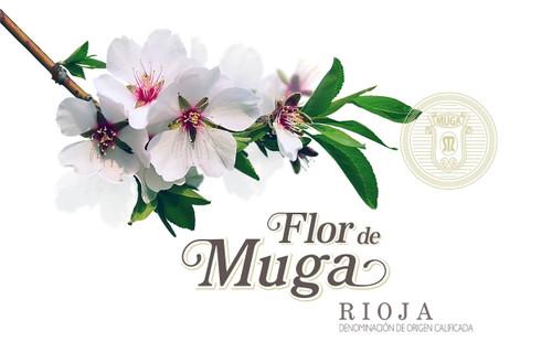 Muga Rioja Flor de Muga Blanco 2018