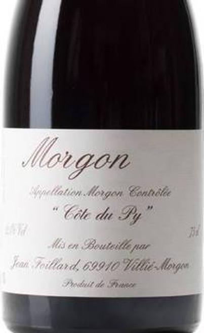 Foillard/Jean Morgon Côte du Py 2018 3L