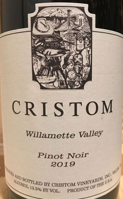Cristom Pinot Noir Willamette Valley 2019