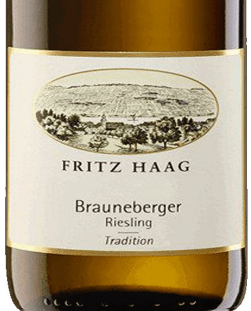 Haag/Fritz Brauneberger Riesling Tradition 2020