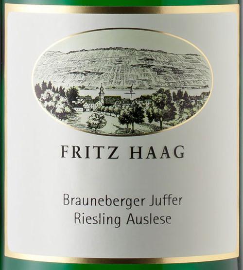 Haag/Fritz Riesling Auslese Brauneberger Juffer 2020