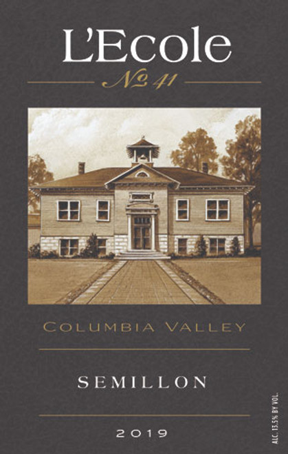 L'Ecole No. 41 Sémillon Columbia Valley 2019