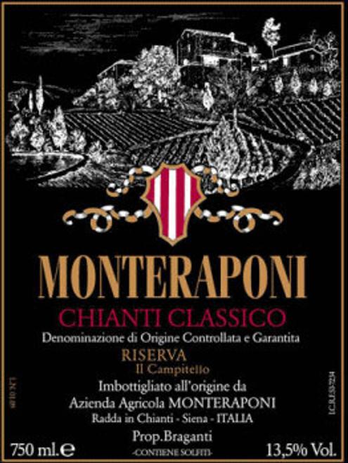 Monteraponi Chianti Classico Riserva Il Campitello 2016