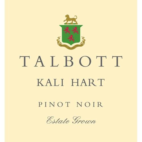 Kali Hart (Talbott) Pinot Noir Monterey County Estate 2018