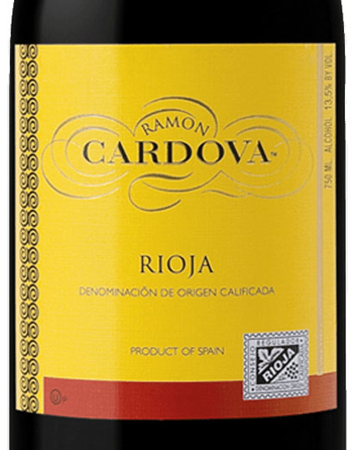 Ramon Cordova Rioja Crianza 2017