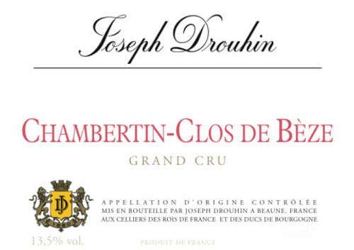 Drouhin/Joseph Chambertin-Clos de Bèze 2019 1.5L
