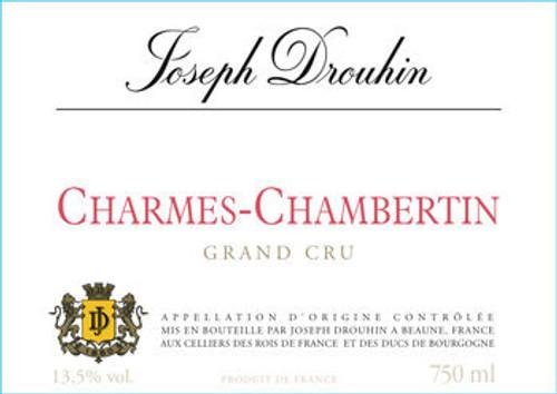 Drouhin/Joseph Charmes-Chambertin 2019