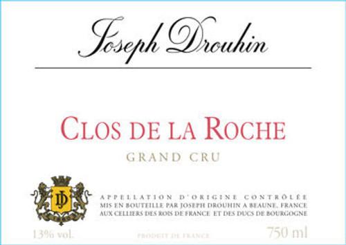 Drouhin/Joseph Clos de la Roche 2019