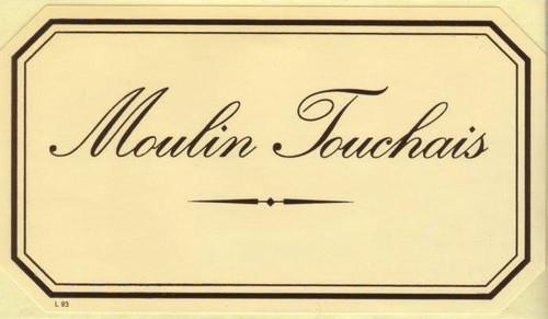 Moulin-Touchais Coteaux du Layon 1968