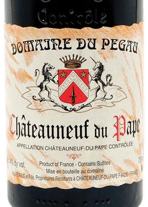 Pégaü Châteauneuf-du-Pape Cuvée Réservée 2019