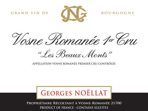 Noëllat/Georges Vosne-Romanée 1er cru Les Beaux Monts 2017