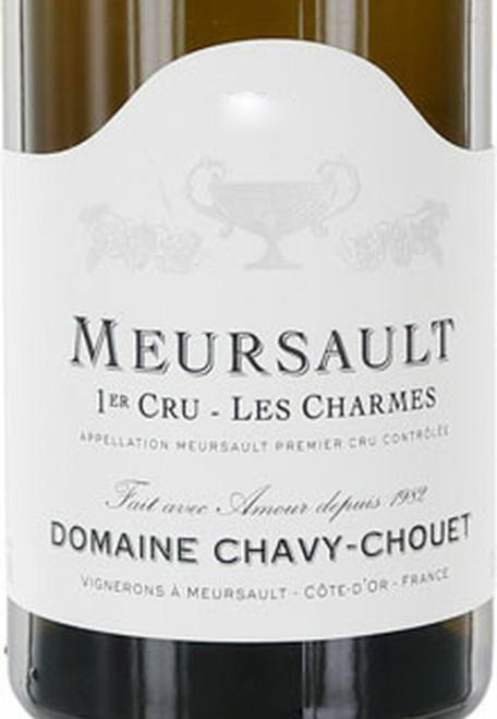 Chavy-Chouet Meursault 1er cru Les Charmes 2019