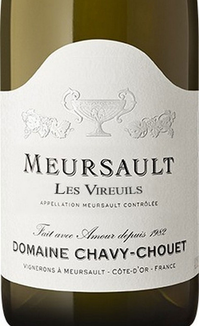 Chavy-Chouet Meursault Les Vireuils 2019