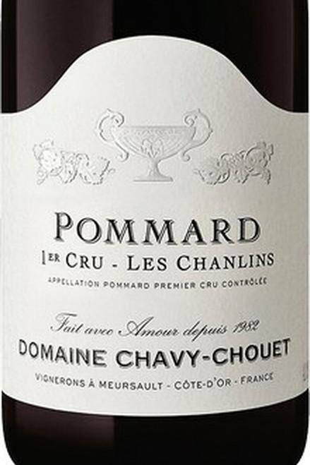 Chavy-Chouet Pommard 1er cru Chanlins 2019